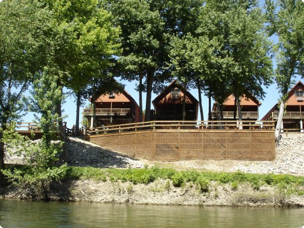 River cabins for River view cabins